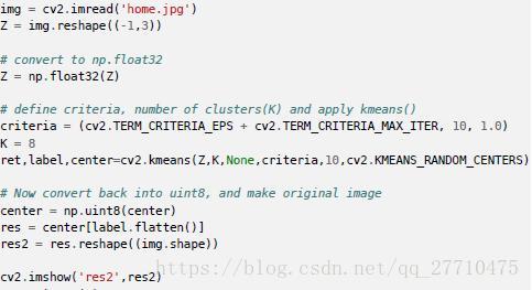 OpenCV--Python - 程序员大本营