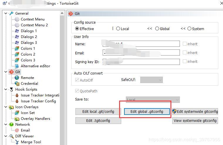 fatal: Authentication failed for git网址- 程序员大本营
