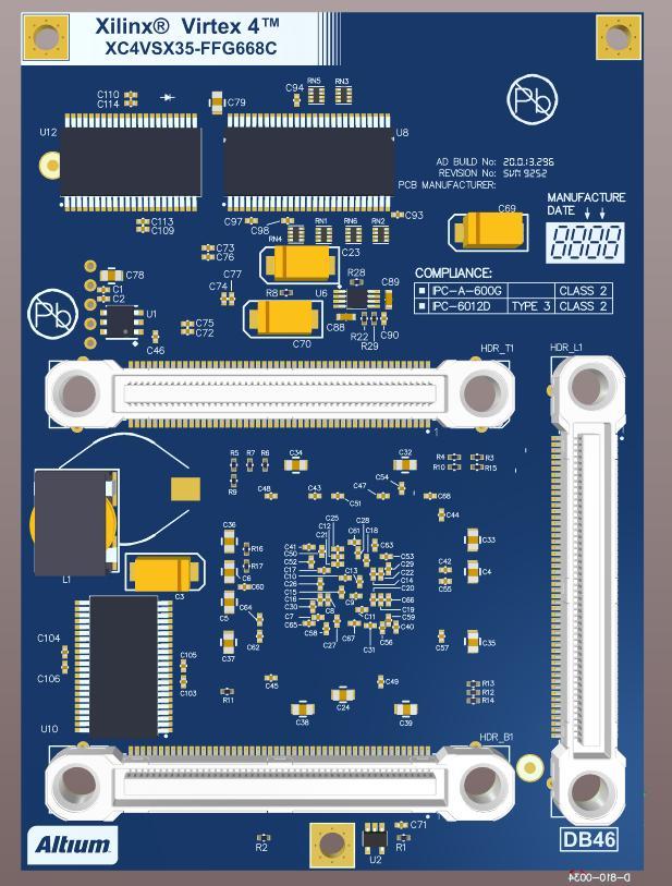 pcb制版流程_Altium Designer 20 进行PCB生产文件的输出和整理(Gerber) - 程序员 ...